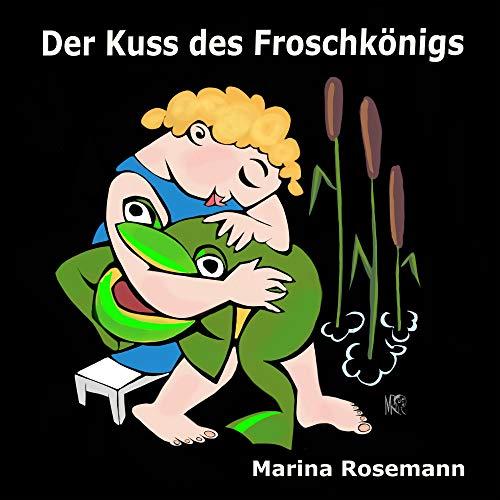 Der Kuss des Froschkönigs cover art