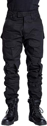 YuanDiann Homme Tactique Pantalon De Camouflage Militaire Multi-Poches Respirant Imperméable Armée Battle Trekking Ch...