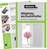 dipos I 6X Schutzfolie matt kompatibel mit Xiaomi Mi Max Prime Folie Bildschirmschutzfolie