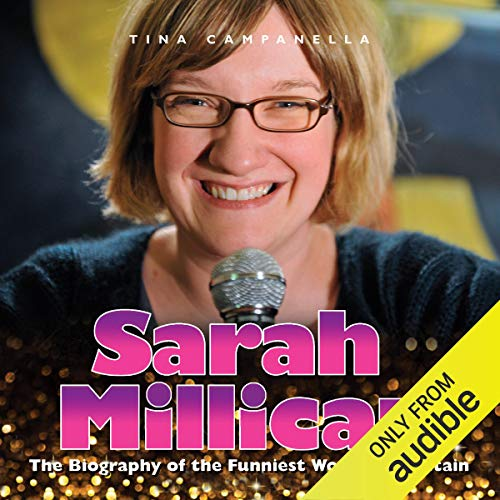 Sarah Millican audiobook cover art