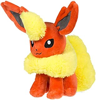 Pokemon Sitting Flareon Exclusive 6-Inch Plush [Standard Size]