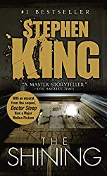 Stephen King The Shining at Big Hair and Books It's Monday.  What Are you reading?