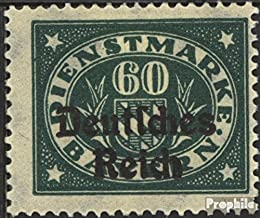German Empire D41 1920 Bavaria/Print (Stamps for Collectors)