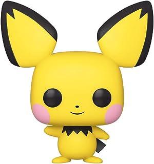 Funko Pop! Juegos: Pokemon - Pichu, multicolor, 3.75 pulgadas