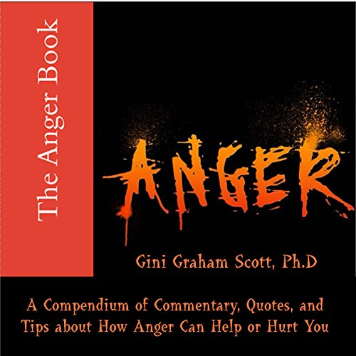 The Anger Book audiobook cover art