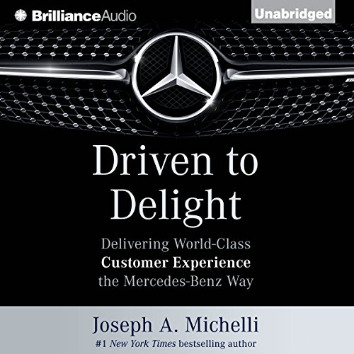 Driven to Delight cover art