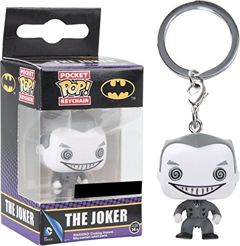 Pocket POP! Keychain: DC: Joker Exclusivo