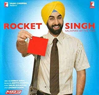 Rocket Singh - Salesman of the Year (MP3 CD) by Benny Dayal