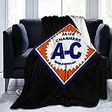 Allis Chalmers Logothrow Blanket Ultra-Soft Micro Fleece Blanket for Sofa
