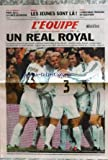 EQUIPE (L') [No 18084] du 24/12/2003 - J.O. - PARIS 2012 - RUGBY - BASKET - ARBITRAGE FRANCAIS - LE REAL MADRID - ZIDANE - RONALDO - R. CARLOS - D. BECKHAM ET CL. MAKELELE.