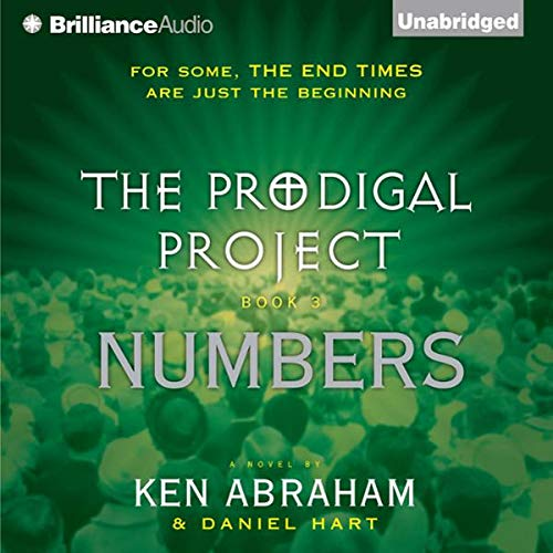 Prodigal Project: The Numbers audiobook cover art