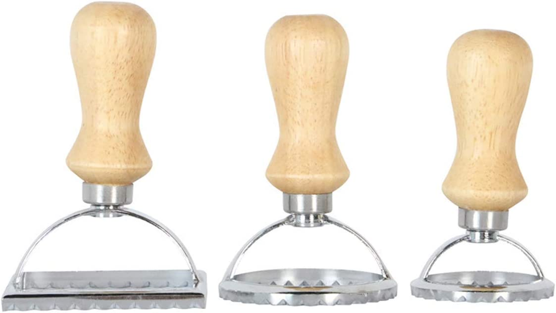 DS. DISTINCTIVE Miami Mall STYLE Limited Special Price Ravioli Stamp Set with of Molds 3
