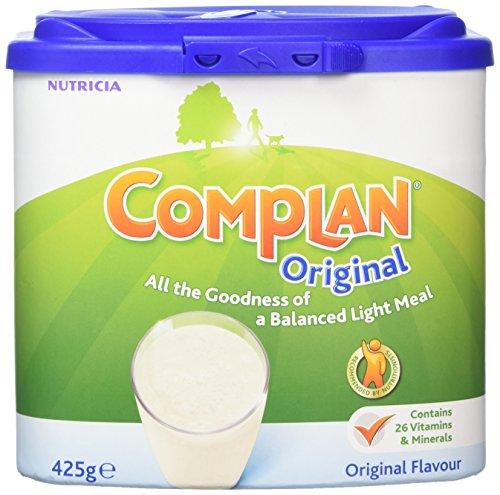 Complan Nutritious Vitamin Rich Drink Original Flavour 425g 7-8 Servings