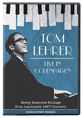 Tom Lehrer: Live in Copenhagen DVD