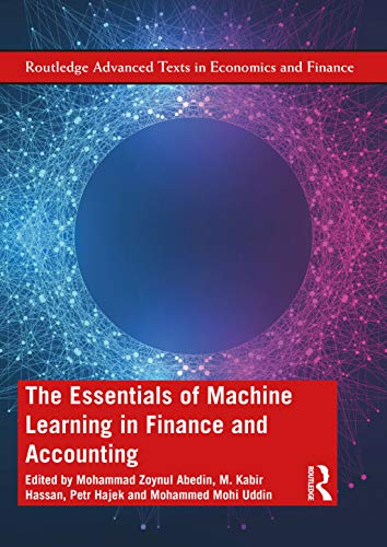 The Essentials of Machine Learning in Finance and Accounting Front Cover