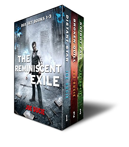 The Reminiscent Exile Series, Books 1-3: Distant Star, Broken Quill, Knight Fall (English Edition)