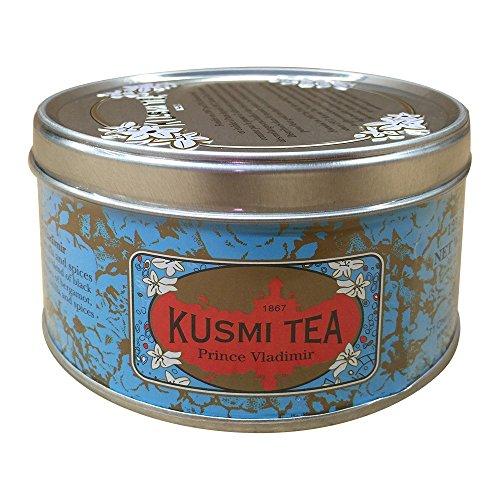 KOBU-TEE + Kusmi Tea »Prince Vladimir« 125g Dose 125g Dose