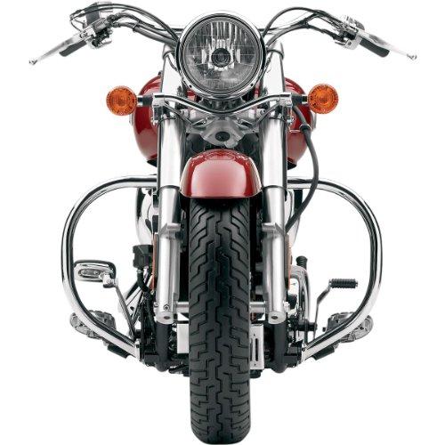 Cobra Standard Chrome 1-1/4&Prime, Freeway Bars 11431