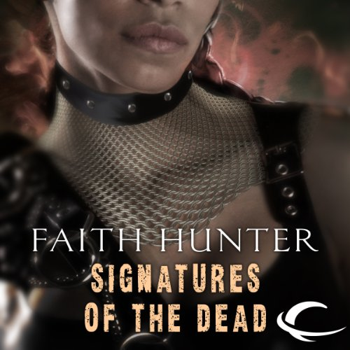 Signatures of the Dead audiobook cover art