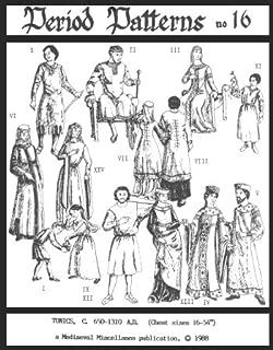 long cape dress pattern