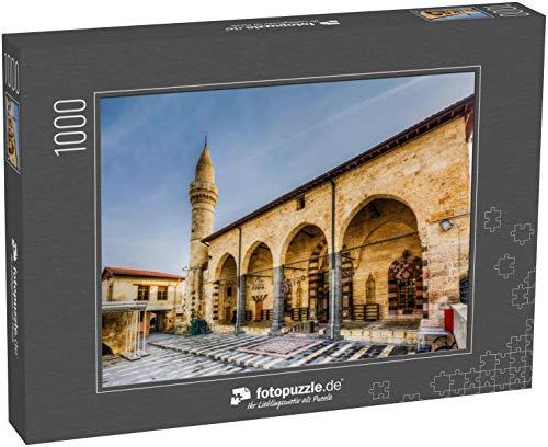 fotopuzzle.de Puzzle 1000 Teile Seyh Fettullah Moschee in Gaziantep. Gaziantep ist EIN beliebtes Reiseziel im Osten der Türkei