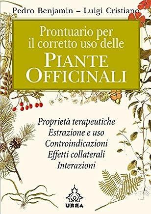 Prontuario per il corretto uso delle piante officinali (Urra)