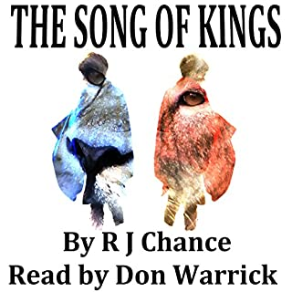 The Song of Kings audiobook cover art