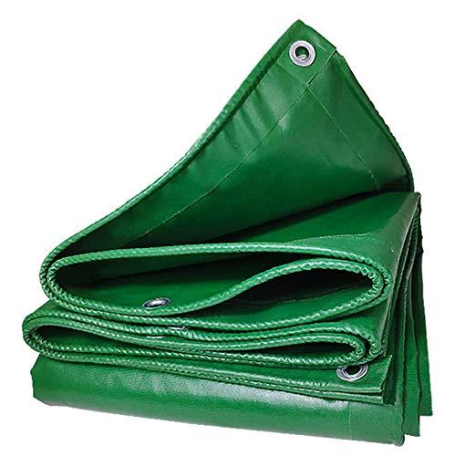QIAOH Lonas Impermeables 2×1.5m, Lona Funda Protectora, con Ojales-Protección Solar-Prueba De Viento Y Resistente A La Rotura,para Muebles, Jardín,Coche