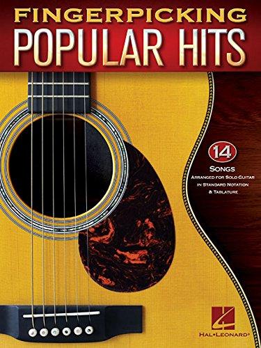 Fingerpicking Popular Hits Guitar Tab Bk