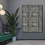 HD cartel abstracto moderno imprimir sala de estar decoración del hogar lienzo decorativo mural arte de la pared sin marco decoración imagen A83 70x100cm