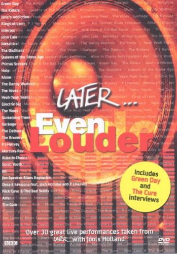 Later... Even Louder [Alemania] [DVD]