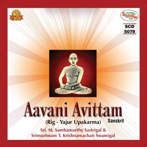 Sambamurthy Sastrigal & Srimushnam T Krishnamachari Swamigal