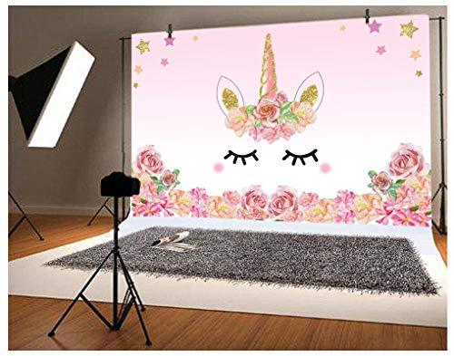 Unicorn Photo Backdrop