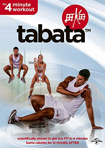 tabata(TM): The Official Workout [DVD] [2013]