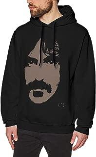 Men Fleece Pullover Hoodie Print Frank Zappa Men's Apostrophe Sweatshirt