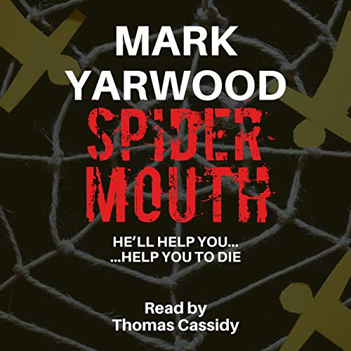 Spider Mouth audiobook cover art