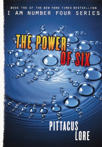 The Power Of Six (Turtleback School & Library Binding Edition) (I Am Number Four (Paperback))