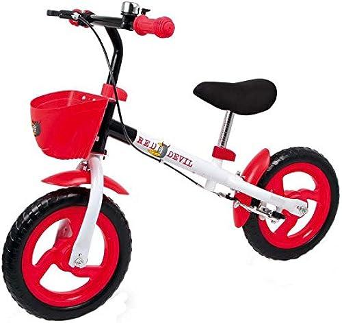 muchas sorpresas Small foot foot foot company Bici de Aprendizaje rojo Devil  ¡no ser extrañado!