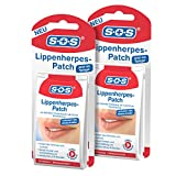SOS Lippenherpes-Patch (2er Pack)