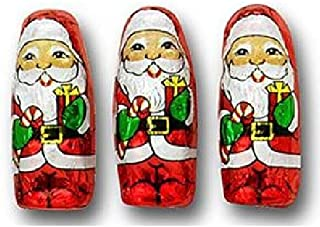 Mini Santa Claus Christmas Premium Chocolate 50 Pieces by FavorOnline
