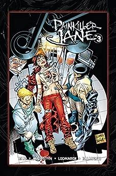 Painkiller Jane (1997) #3 by [Brian Augustyn, Mark Waid, Joe Quesada, Jimmy Palmiotti, Rick Leonardi]