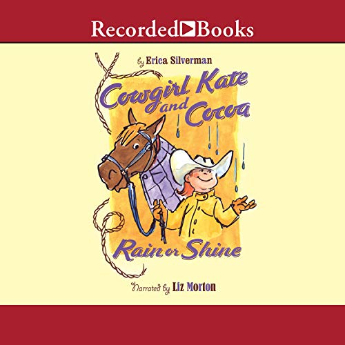 Cowgirl Kate and Cocoa Audiobook By Erica Silverman cover art