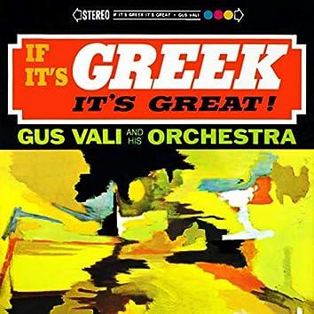 If It's Greek It's Great!