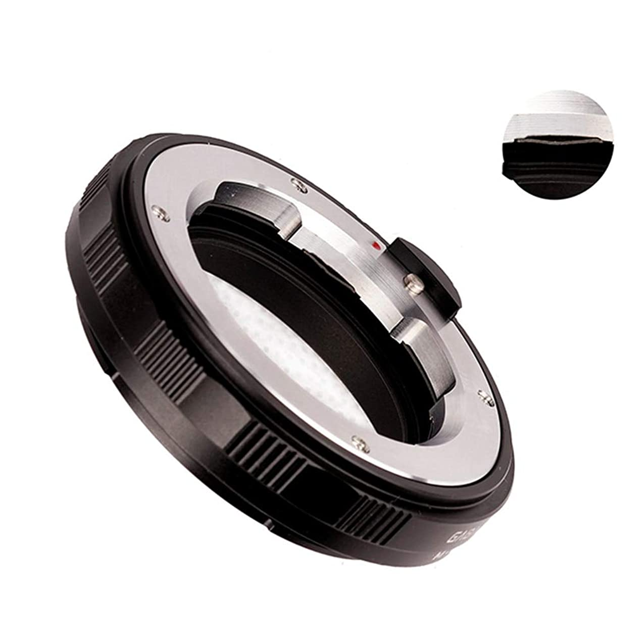Cailiaoxindong for Leica LM ZEISS M VM Mount Lens Adapter for Nikon Z Mount Z6 Z7 Camera Lenses Adapter Accessories