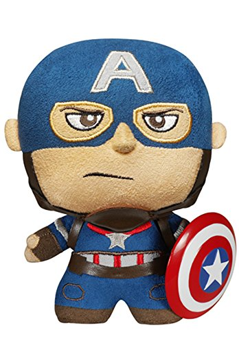 Plush: Marvel: Vengadores La era de Ultrón: Capitán América