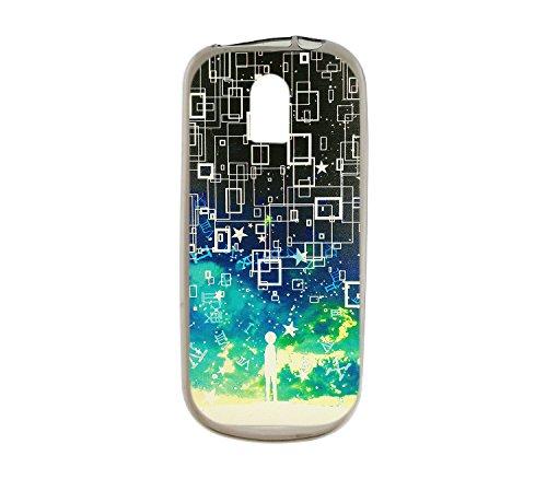 Oujietong Custodia per Nokia 130 nokia130 Custodia TPU Soft Case Cover XK