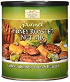 Savanna Orchards Gourmet Honey Roasted Nut Mix - Cashews, Almonds, Pecans and Pistachios (30 oz)