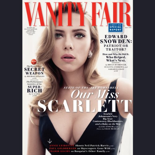 Vanity Fair: May 2014 Issue                   By:                                                                                                                                 Vanity Fair                               Narrated by:                                                                                                                                 Graydon Carter,                                                                                        various narrators                      Length: 5 hrs and 40 mins     Not rated yet     Overall 0.0