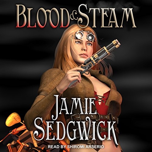 Couverture de Blood and Steam