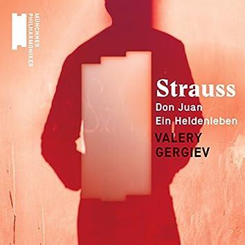 R. Strauss: Don Juan & Ein Heldenleben